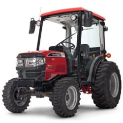 3616 4WD Shuttle Cab Mahindra Tractor