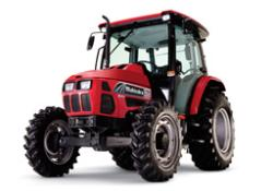 7060 4WD Shuttle Cab Mahindra Tractor